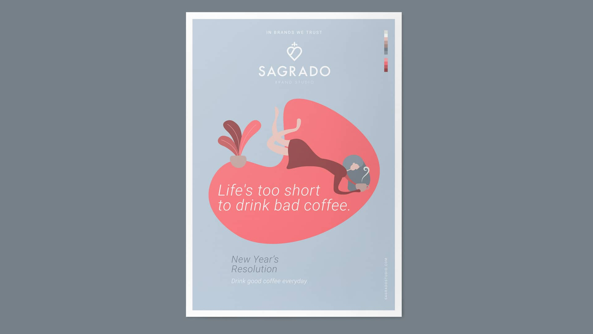 New Years Resolutions - Life is too short to drink bad coffee